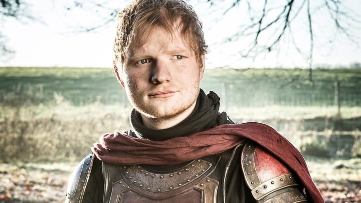 'Game of Thrones' Director Defends Ed Sheeran After Backlash