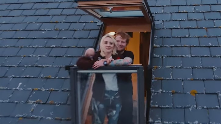 Watch Ed Sheeran, Saoirse Ronan Roam Ireland in Wild 'Galway Girl' Video