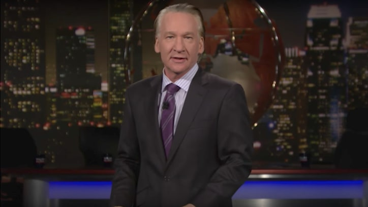Bill Maher Condemned After Using Racial Slur on 'Real Time'