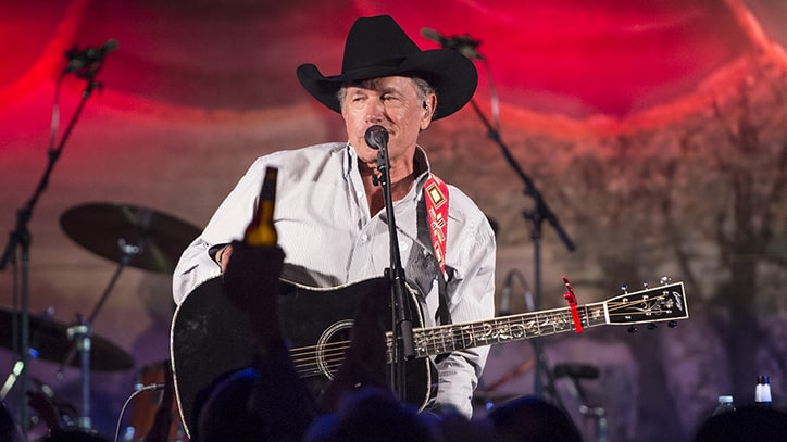 Hear George Strait's Biting New Song 'Kicked Outta Country'