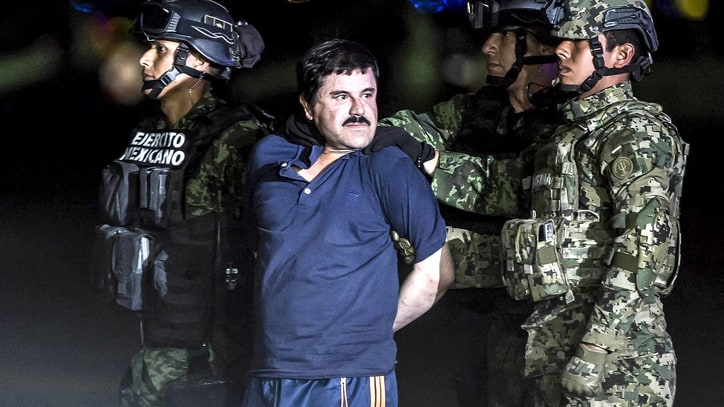 Univision, Netflix 'El Chapo' Series Sets April Premiere