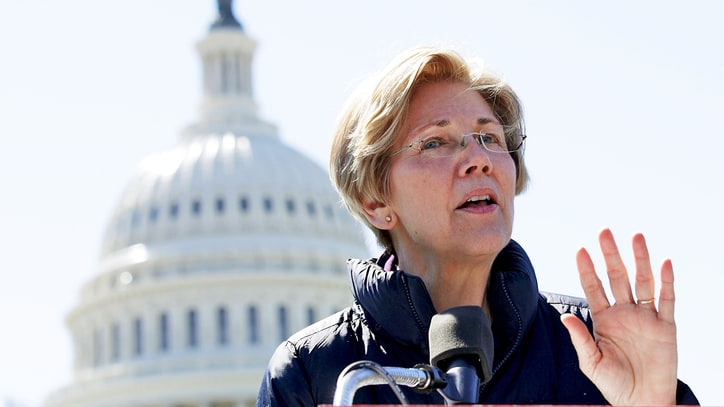 Elizabeth Warren Tests the Waters for 2020