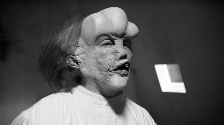 See John Malkovich Revive 'The Elephant Man' for 'Playing Lynch' Video