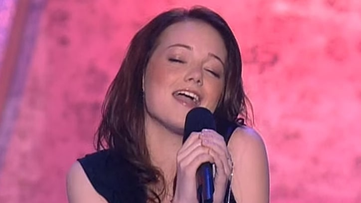 Flashback: Emma Stone Sings 'Bitch' on VH1's 'Partridge Family' Reality Competition