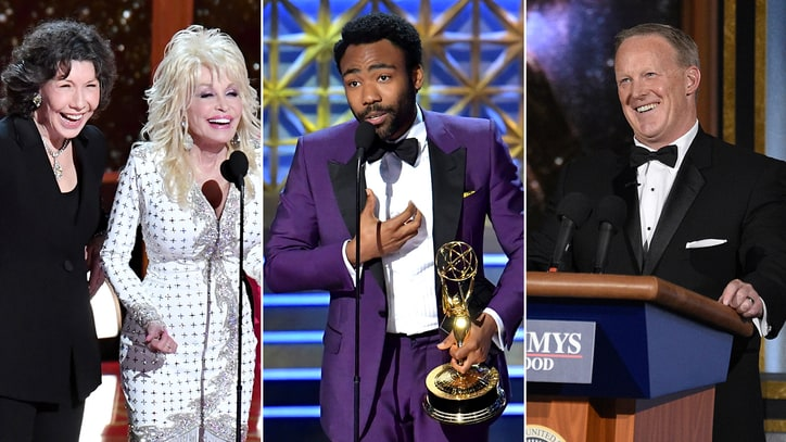 20 Best, Worst and WTF Things We Saw at Emmys 2017