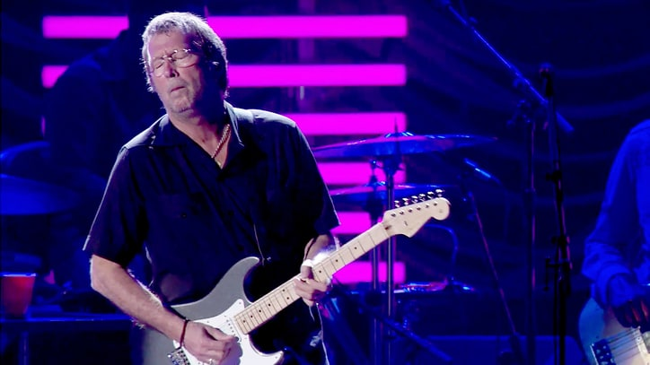 Watch Eric Clapton Play Soulful 'Wonderful Tonight' From New Live Album