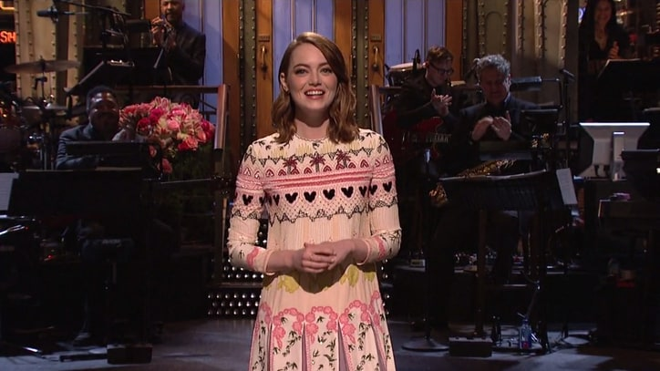 Emma Stone on 'SNL': 3 Sketches You Have to See
