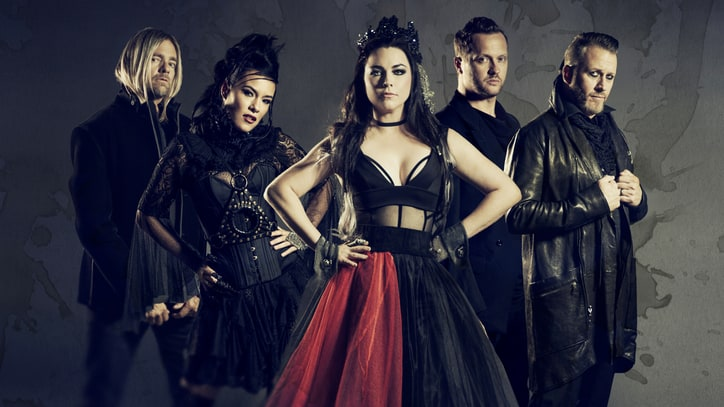 Review: Evanescence Flourishes With the Classical Makeover of 'Synthesis'