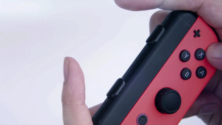 See Video of an IRL Nintendo Switch in Action