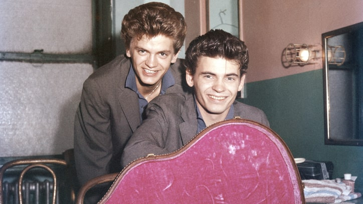 Everly Brothers Documentary Gets DVD/Blu-ray Release