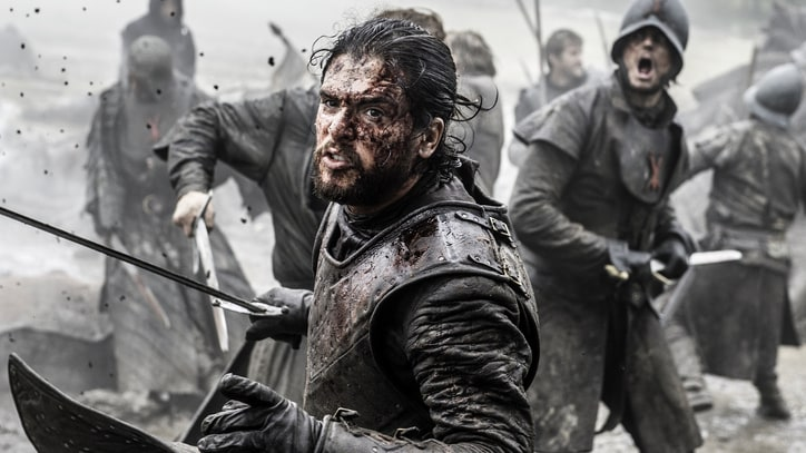 HBO Preps 'Game of Thrones' Spin-Off Series With George R.R. Martin