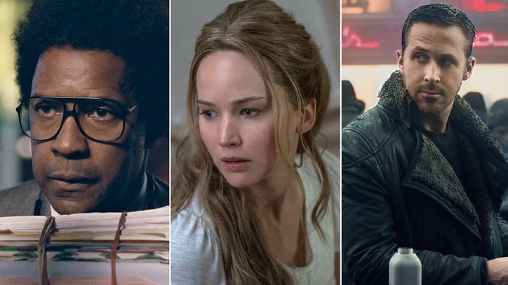 Fall Movie Preview 2017: Bring On the Oscar Movies, 'Blade Runner' and 'Star Wars'