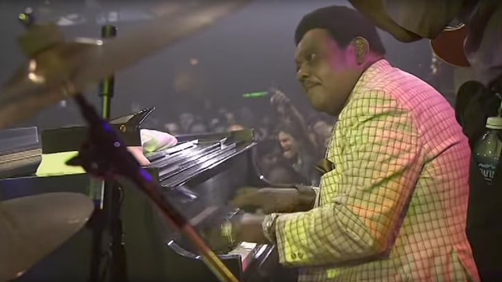 Fats Domino Returns to New Orleans Stage for First Post-Katrina Concert