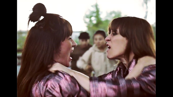 Watch Feist Rumble 'West Side Story'-Style in Intense 'Century' Video