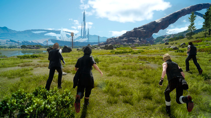 Review: 'Final Fantasy XV' Is a Weird, Epic Mess