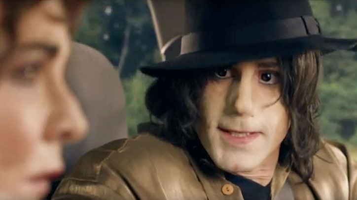 See Joseph Fiennes as Michael Jackson in Bizarre 'Urban Myths' Trailer