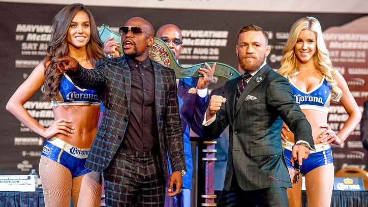 Conor McGregor Vs. Floyd Mayweather Fight: What Time It Starts, How to Watch