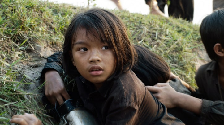 'First They Killed My Father': Angelina Jolie's Film Packs 'Visceral Impact'