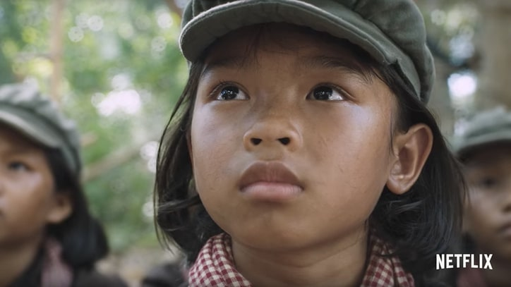 See Harrowing Trailer for Angelina Jolie's 'First They Killed My Father'