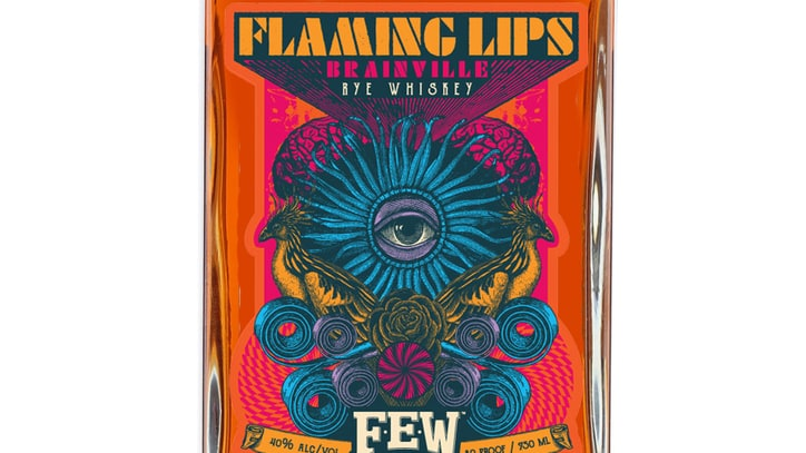 She Don't Drink Vodka: The Flaming Lips Get Their Own Whiskey