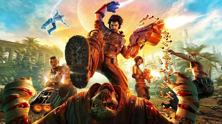 Flashback: How 'Bulletstorm' Turned Shooting Into Showmanship