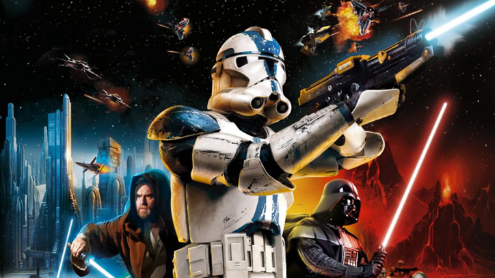 LucasArts' 2005 'Battlefront 2' Nailed Multiplayer 'Star Wars'