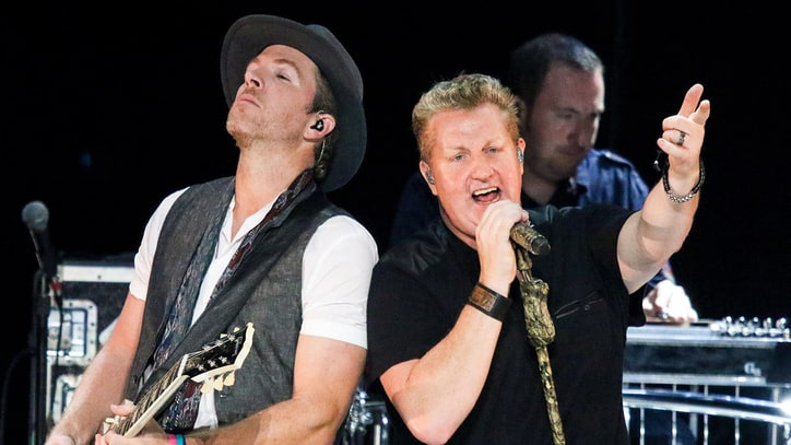 Rascal Flatts Talk 'In Your Face' Vocals of New 'Back to Us' Album