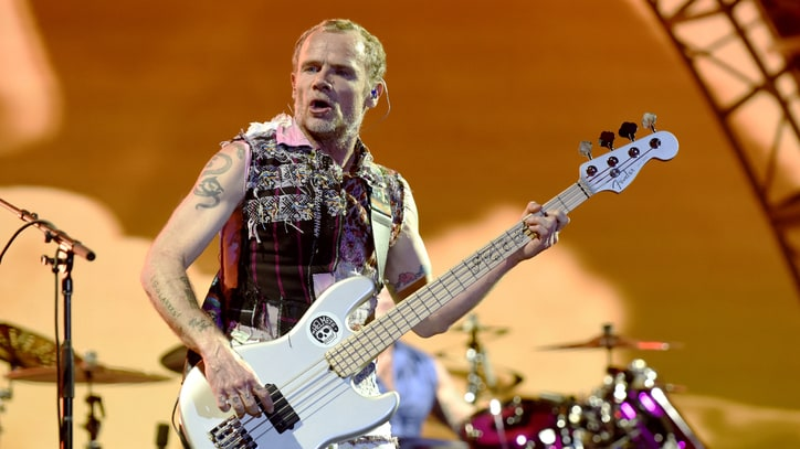 Flea: Removing Music Education From Schools Is 'Child Abuse'
