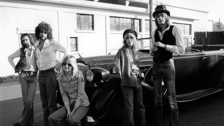 Fleetwood Mac Unearth Rarities for 1975 Self-Titled LP Reissue