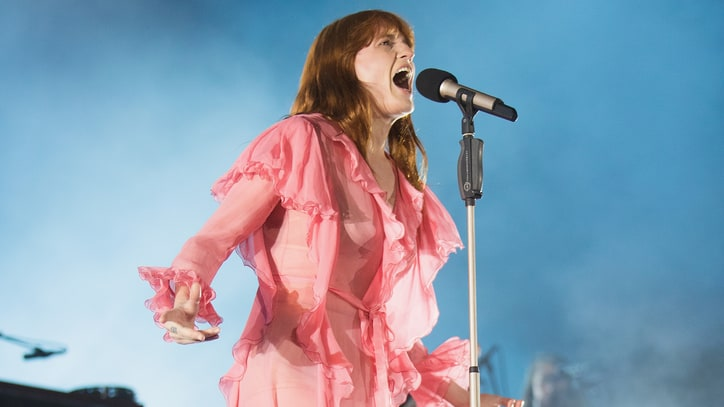 Hear Florence and the Machine's Stunning Song for Tim Burton Movie