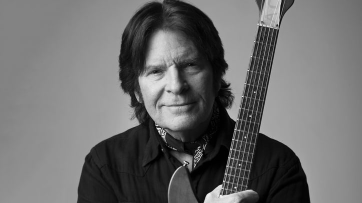John Fogerty Talks Reuniting With Creedence Guitar After 44 Years