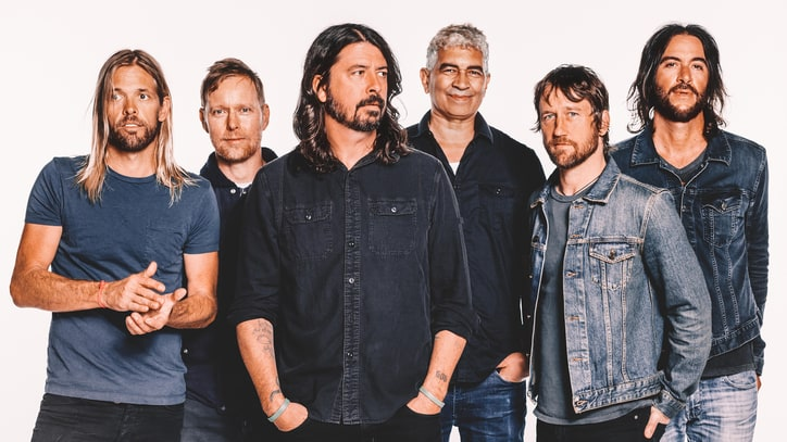 Hear Foo Fighters' Urgent New Song 'The Line'