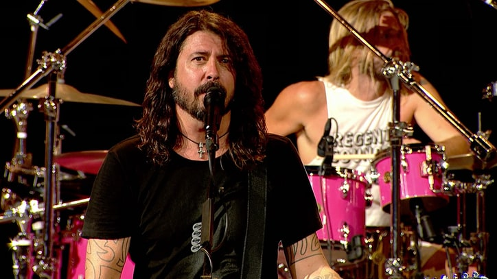 Watch Foo Fighters Rock the Acropolis in 'Landmarks Live' Trailer