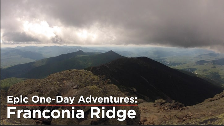 Epic One-Day Adventures: Hiking New Hampshire's Franconia Ridge
