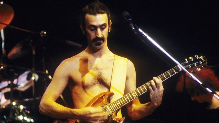 Remembering Frank Zappa's Epic 1977 Halloween Shows