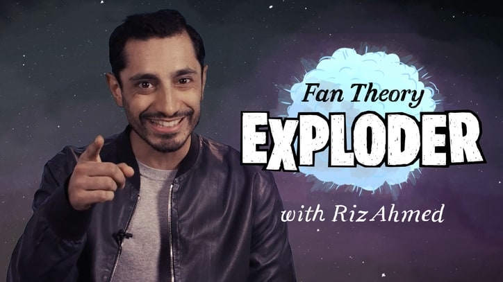Watch 'Rogue One' Star Riz Ahmed Take on 'Star Wars' Fan Theories