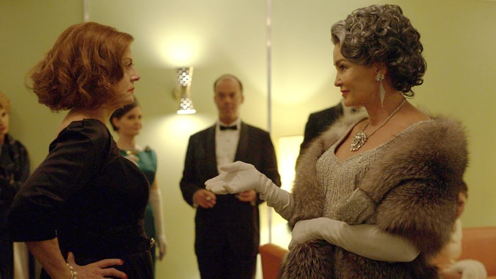 'Feud': Susan Sarandon, Jessica Lange on Reclaiming Bette and Joan