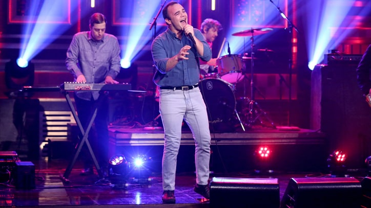 Watch Future Islands Debut Fiery New Anthem on 'Fallon'