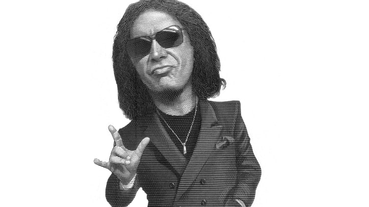 The Last Word: Gene Simmons on Kanye West, Justin Bieber and Donald Trump