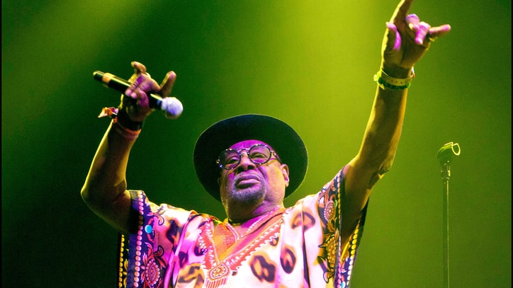 George Clinton Talks Keeping Funk Relevant, New Brainfeeder LP