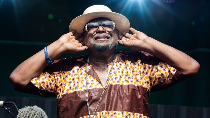 George Clinton, Parliament-Funkadelic Set 2018 Mardi Gras Madness Tour