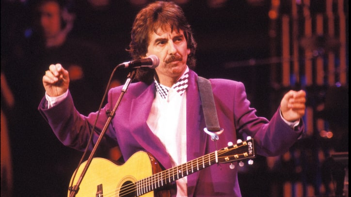 Flashback: George Harrison Plays a Sublime 'Something' at Last Concert