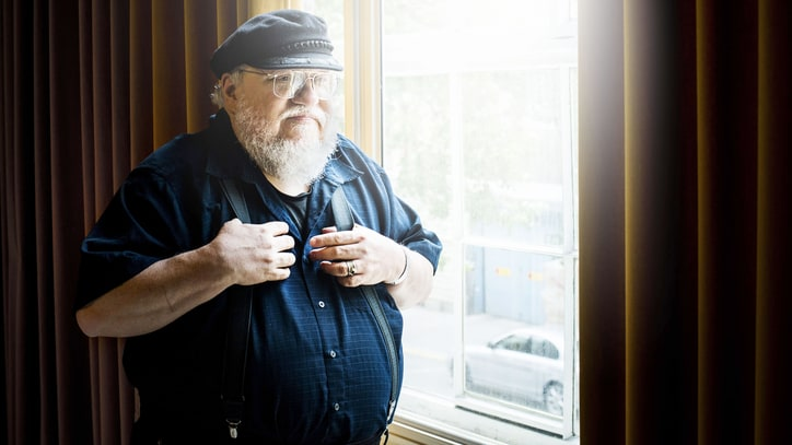 George R.R. Martin: 'Let This Wretched Year Come to an End'