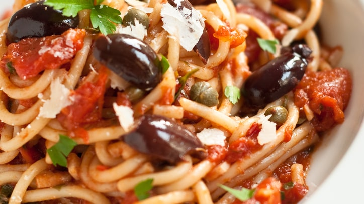 Perfect Puttanesca: The Italian Pasta Recipe You Need Right Now