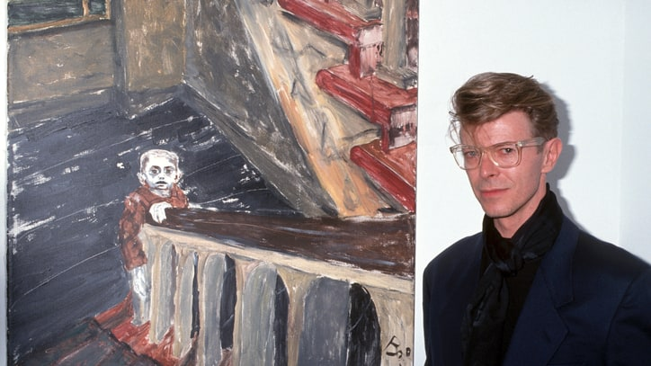 David Bowie's Art Curator: He Was 'Amazing Historian'