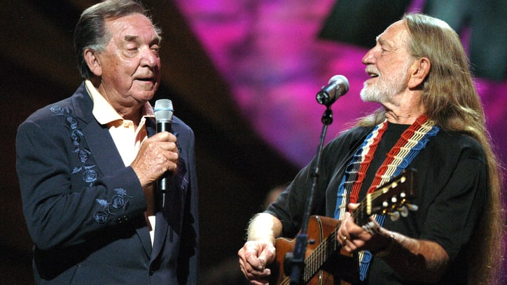 Willie Nelson Salutes Ray Price With 'For the Good Times' Album