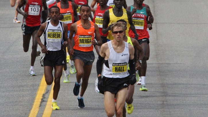 Ryan Hall's Marathon Race Day Rituals
