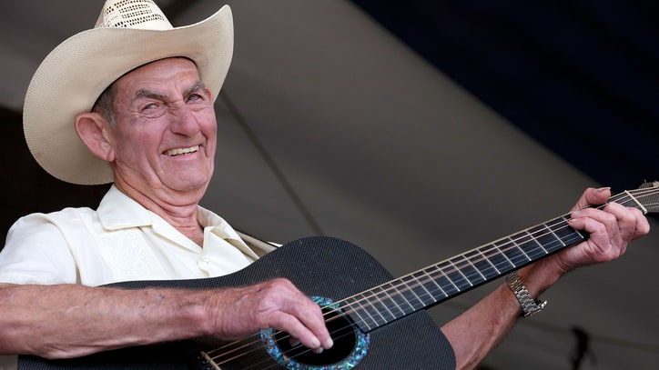 Cajun Music Legend D.L. Menard Dead at 85