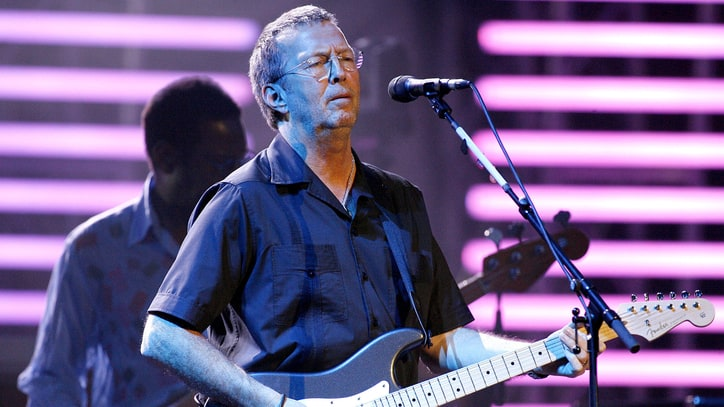 Eric Clapton Preps 10th Anniversary 'Live in San Diego With JJ Cale' DVD
