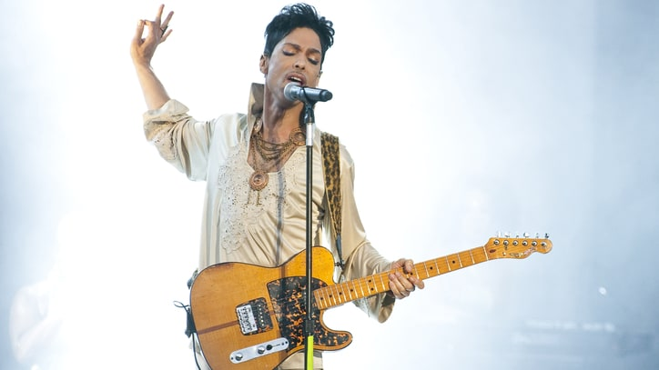Universal to Release Prince's Vault Music, Post-1995 Albums